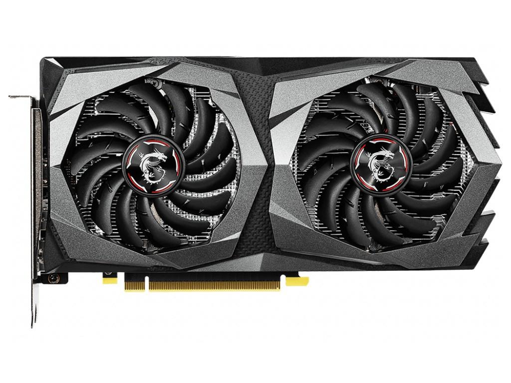 Видеокарта MSI GeForce GTX 1650 GAMING X 1860Mhz PCI-E 3.0 4096Mb 8000Mhz 128 bit HDMI HDCP 4G Выгодный набор + серт. 200Р!!!
