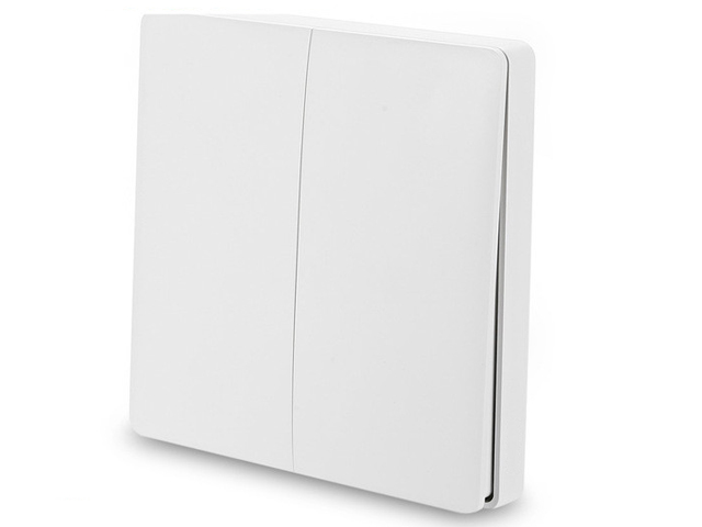 Выключатель Xiaomi Aqara Smart Light Switch WXKG02LM