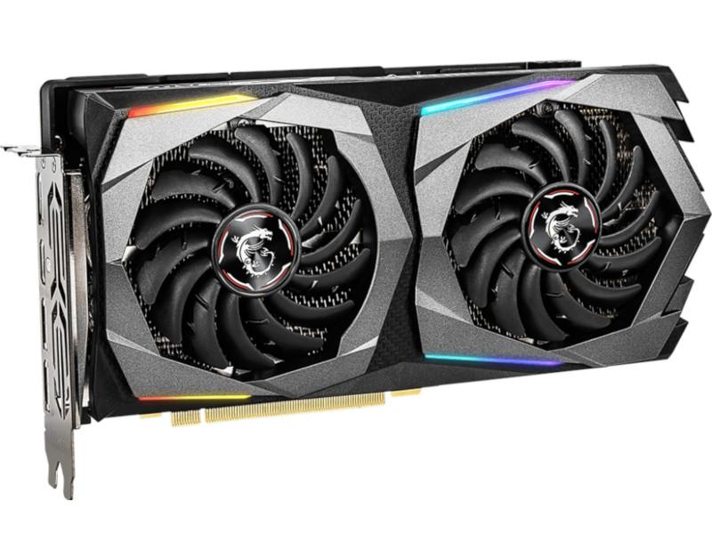 Видеокарта MSI GeForce RTX 2060 1695Mhz PCI-E 3.0 8192Mb 14000Mhz 256 bit HDMI 3xDP SUPER GAMING X Выгодный набор + серт. 200Р!!!