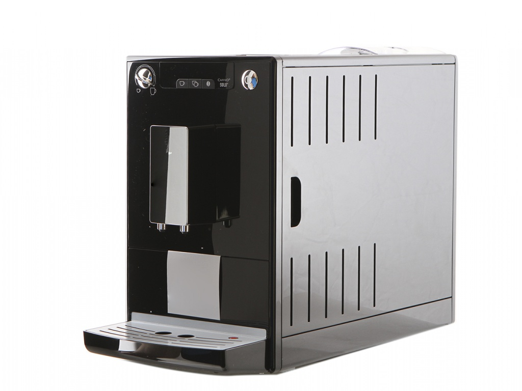 Кофемашина Melitta Caffeo Solo Black E 950-101