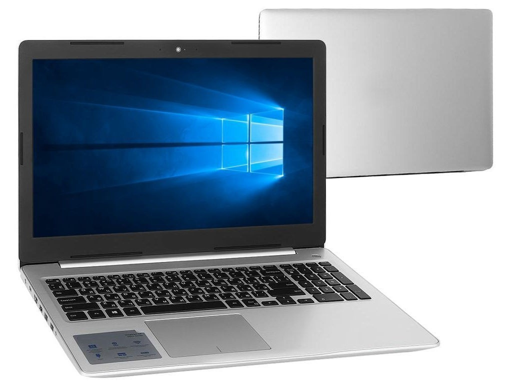 Ноутбук Dell Inspiron 5570 5570-3717 (Intel Core i7-7500U 2.7GHz/8192Mb/1000Gb + 128Gb SSD/DVD-RW/AMD Radeon 530 4096Mb/Wi-Fi/Bluetooth/Cam/15.6/1920x1080/Windows 10 64-bit) ноутбук dell inspiron 5567 5567 3201 intel core i7 7500u 2 7ghz 8192mb 1000gb dvd rw amd radeon r7 m445 4096mb wi fi cam 15 6 1920x1080 windows 10 64 bit