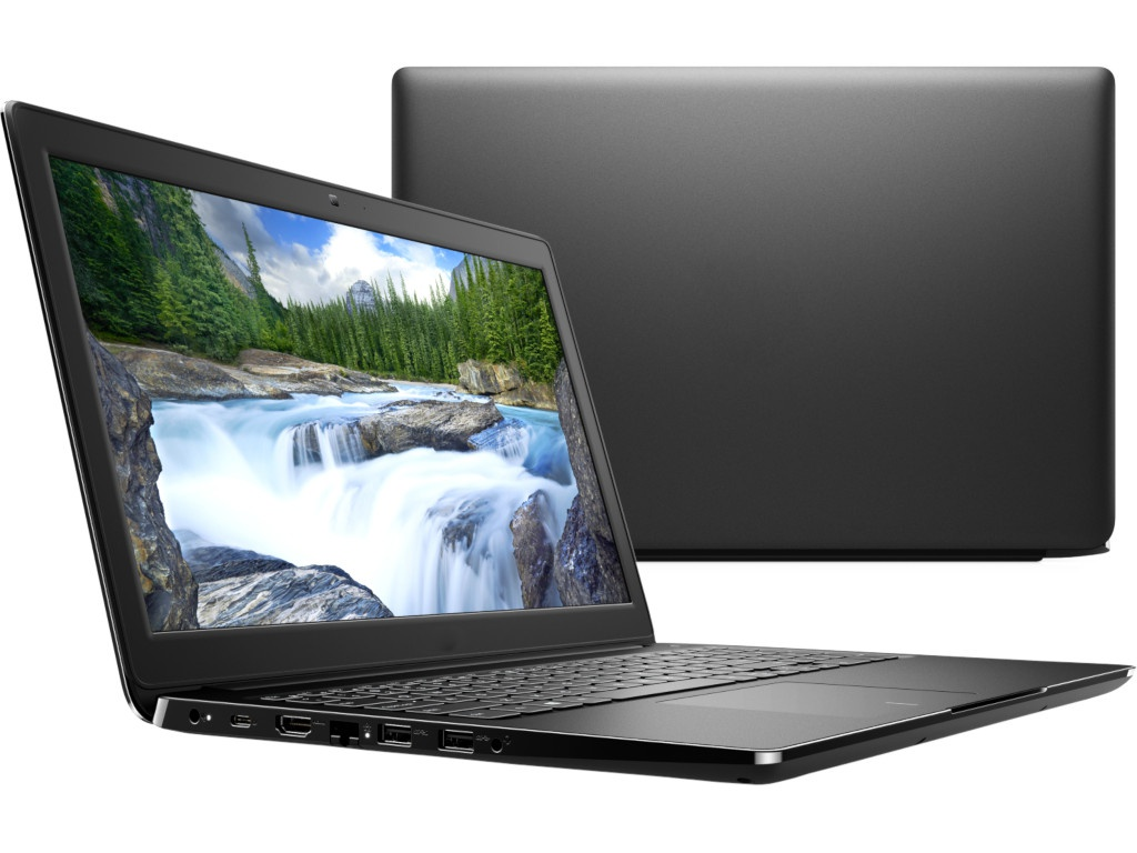 Ноутбук Dell Latitude 3500 3500-0973 (Intel Core i3-8145U 2.1GHz/4096Mb/1000Gb/Intel HD Graphics/Wi-Fi/Bluetooth/Cam/15.6/1366x768/Linux) фото