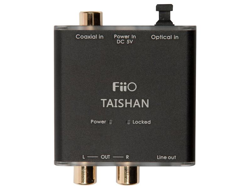 ЦАП Fiio D03K без адаптера