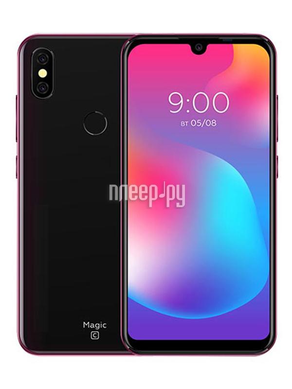 Сотовый телефон BQ 5730L Magic C LTE Deep Blue телефон