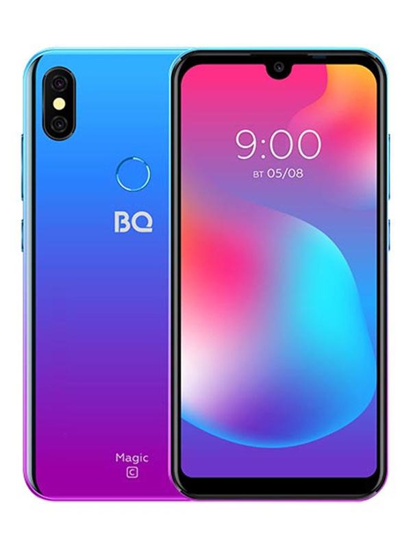 Сотовый телефон BQ 5730L Magic C LTE Ultra Violet сотовый