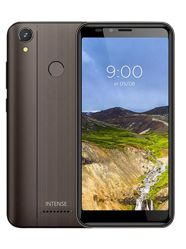 Сотовый телефон BQ 5530L Intense L LTE Brown телефон