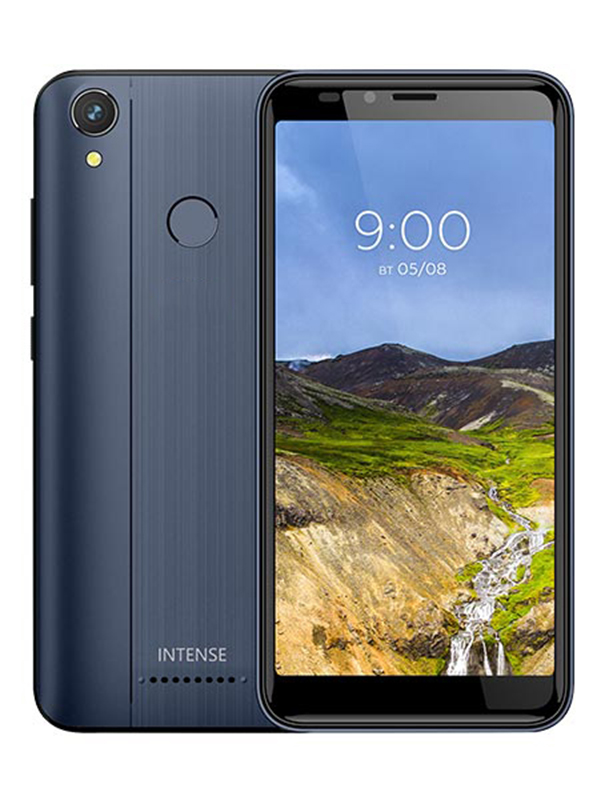 Фото - Сотовый телефон BQ 5530L Intense L LTE Dark Blue мобильный телефон bq mobile bq 1807 step dark blue