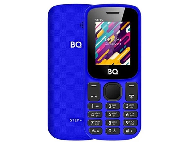 Сотовый телефон BQ 1848 Step+ Blue