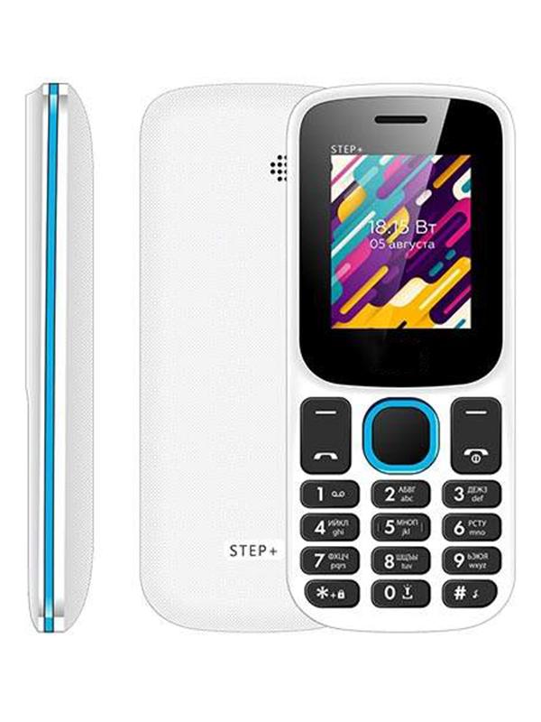 Сотовый телефон BQ 1848 Step+ White