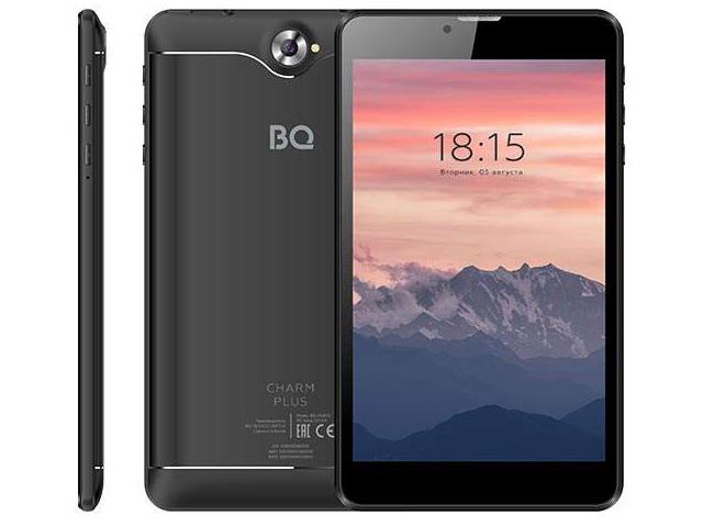 Планшет BQ 7040G Сharm Plus Black