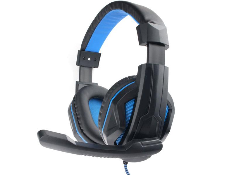 Gembird MHS-G215 Black-Blue