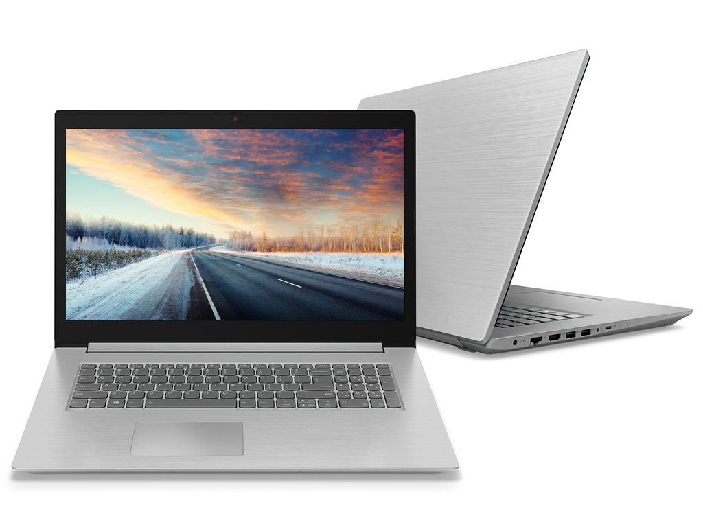Ноутбук Lenovo IdeaPad L340-17API 81LY001VRK (AMD Ryzen 7 3700U 2.3GHz/4096Mb/1000Gb+128Gb/AMD Radeon Rx Vega 10/Wi-Fi/Bluetooth/Cam/17.3/1600x900/NO OS)