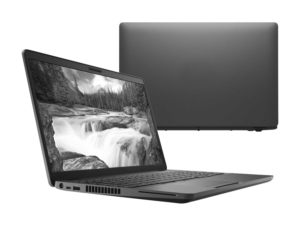 Ноутбук Dell Latitude 5500 5500-2583 (Intel Core i5-8265U 1.6GHz/8192Mb/256Gb SSD/AMD Radeon 540x 2048Mb/Wi-Fi/Bluetooth/Cam/15.6/1920x1080/Windows 10 64-bit)
