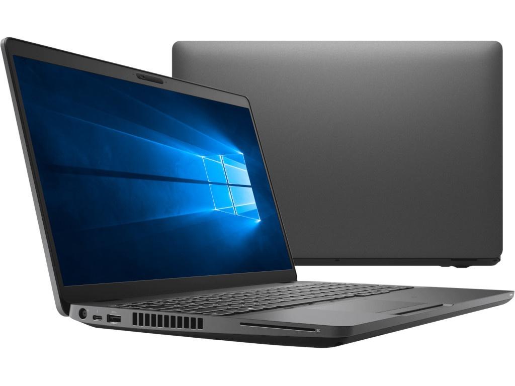 Ноутбук Dell Latitude 5501 5501-4005 (Intel Core i5-9400H 2.5GHz/8192Mb/256Gb SSD/nVidia GeForce MX150 2048Mb/Wi-Fi/Bluetooth/Cam/15.6/1920x1080/Windows 10 64-bit) ноутбук dell latitude 5501 5501 3992 черный