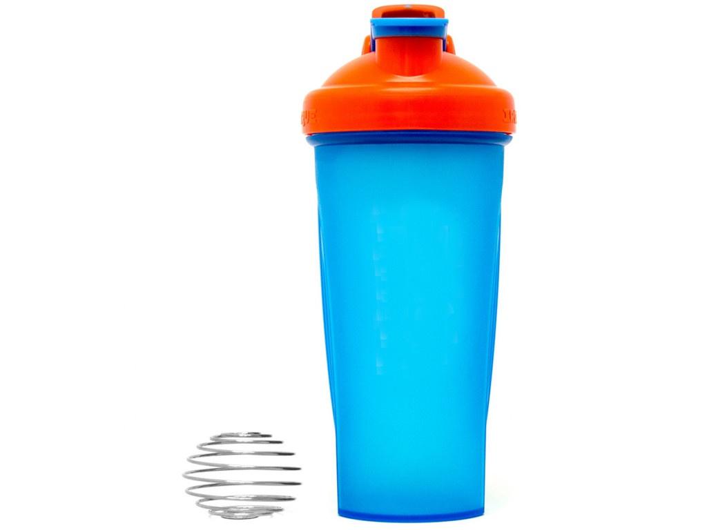 Шейкер Irontrue ITS916-600 700ml Orange-Light Blue