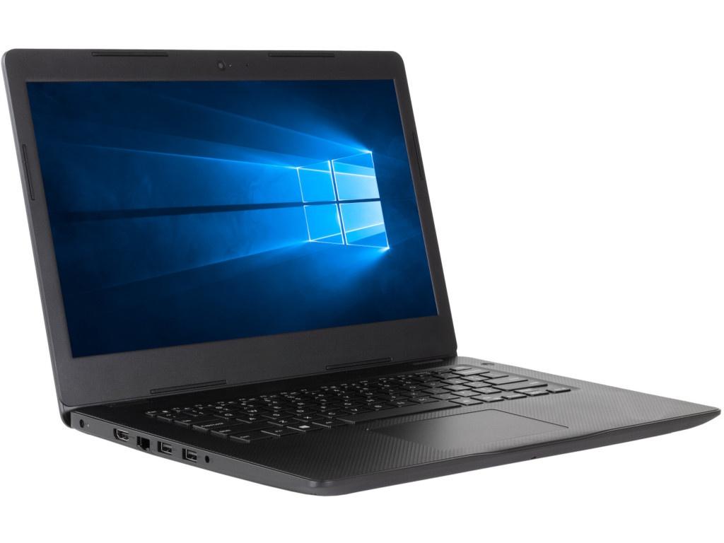 Ноутбук Dell Vostro 3481 3481-4103 (intel Core i3-7020U 2.3GHz/4096Mb/1000Mb/Intel HD Graphics/Wi-Fi/Bluetooth/Cam/14.0/1366x768/Windows 10 64-bit)