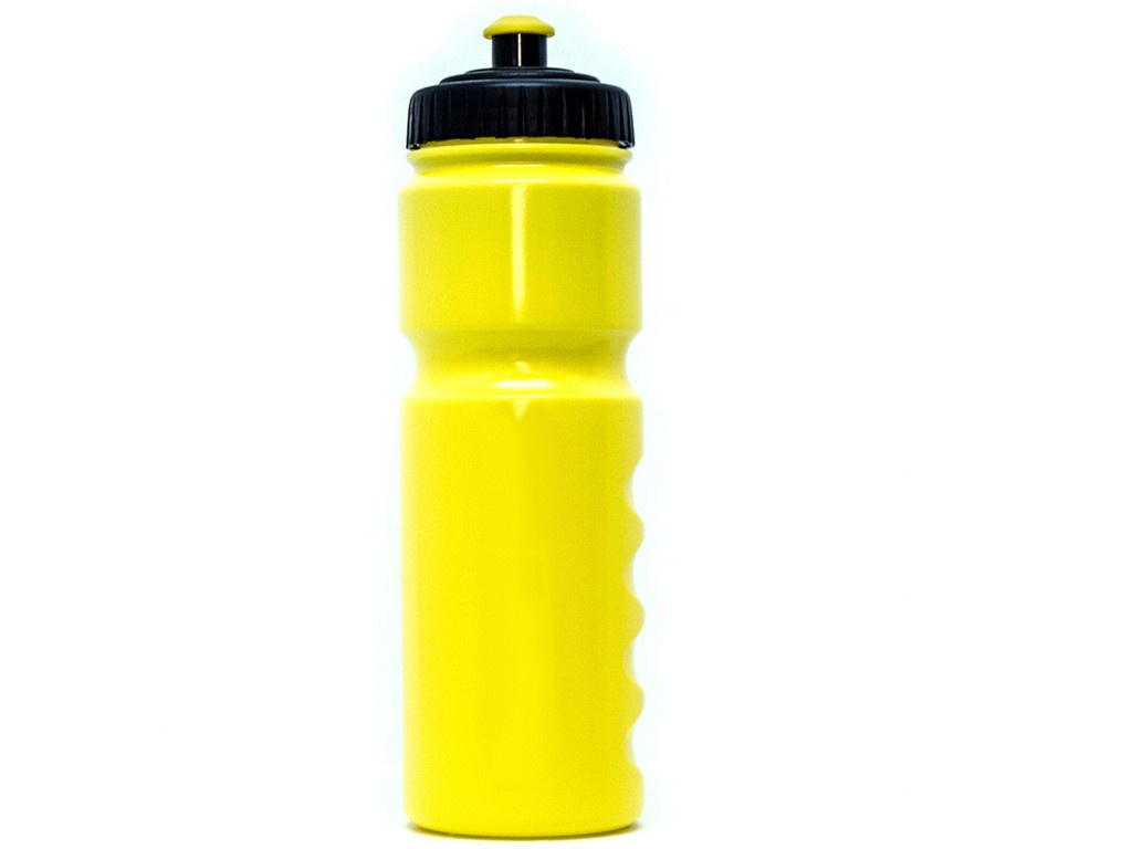 Бутылка Irontrue ITB711-750 750ml Black-Yellow