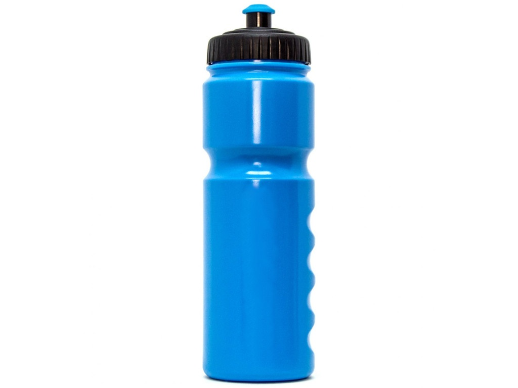 Бутылка Irontrue ITB711-750 750ml Black-Light Blue