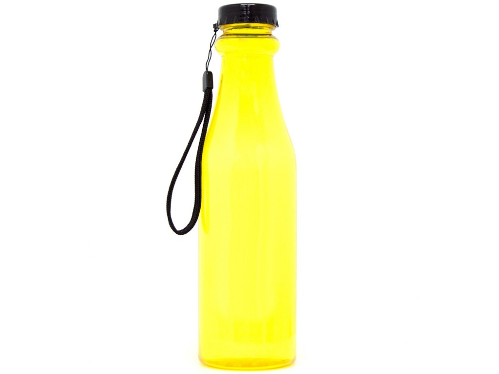 Бутылка Irontrue ITB921-750 750ml Black-Yellow