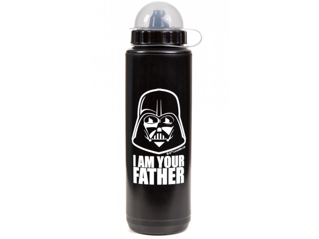 Бутылка Irontrue SW509-1000DV Darth Vader 1L