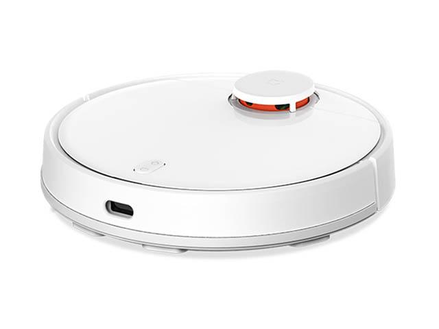 Робот-пылесос Xiaomi Mijia Robot Vacuum Cleaner LDS Version STYJ02YM White робот пылесос xiaomi mijia lds vacuum cleaner черный