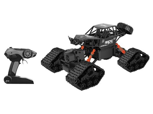 Игрушка Пламенный мотор Вездеход Амфибия 4WD 870433