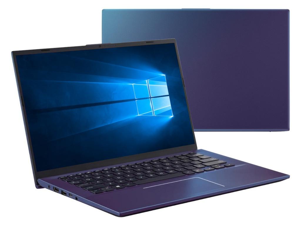 Ноутбук ASUS X412UB-EB039T 90NB0L03-M00590 (Intel Pentium 4417U 2.3GHz/4096Mb/256Gb SSD/No ODD/nVidia GeForce MX110 2048Mb/Wi-Fi/14/1920x1080/Windows 10 64-bit)