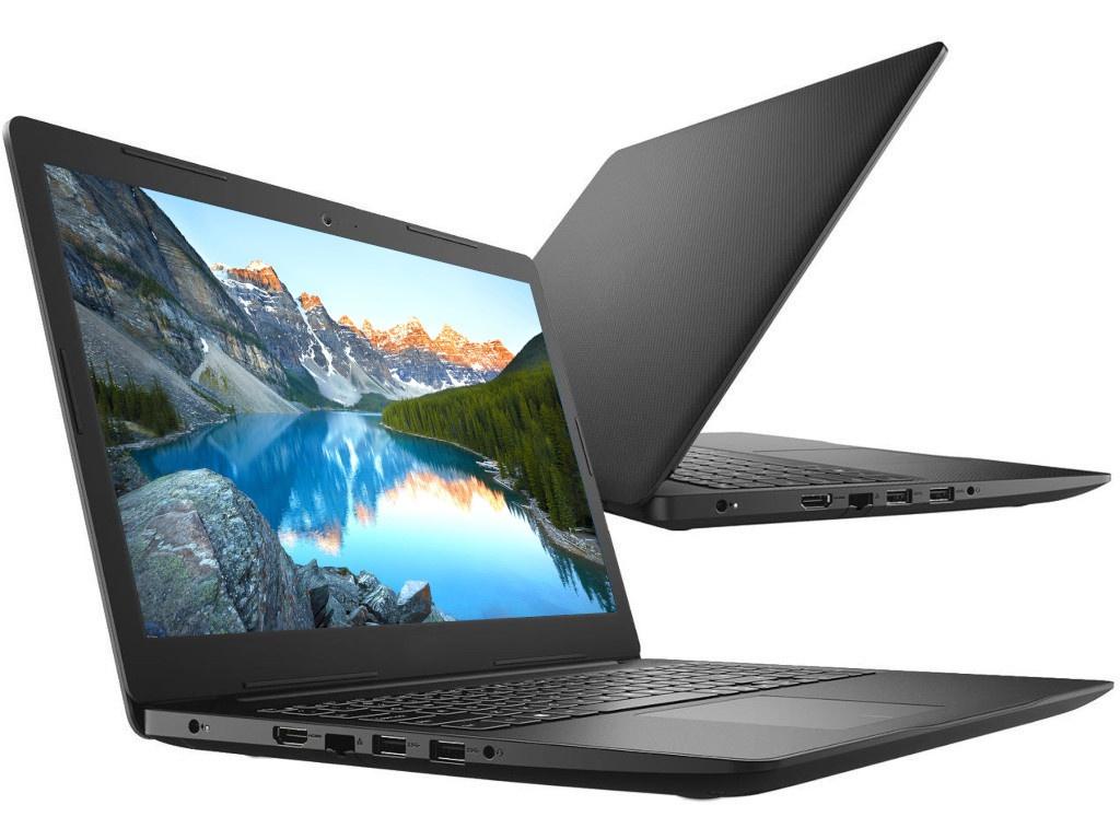 Ноутбук Dell Vostro 3581 3581-4318 (Intel Core i3-7020U 2.3GHz/4096Mb/1000Mb/DVD-RW/AMD Radeon 520 2048Mb/Wi-Fi/Bluetooth/Cam/15.6/1920x1080/Linux)