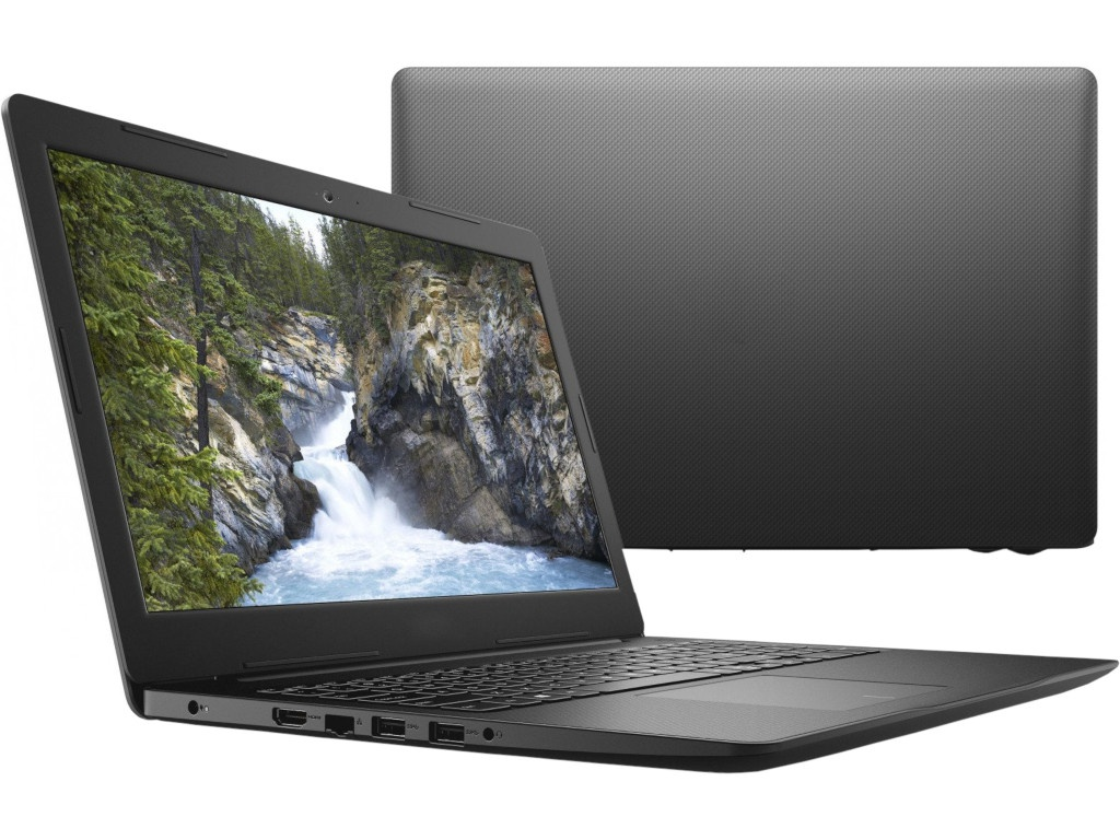 Ноутбук Dell Vostro 3583 3583-4332 (Intel Core i5-8265U 1.6GHz/4096Mb/1000Mb/Intel HD Graphics/Wi-Fi/Bluetooth/Cam/15.6/1920x1080/Linux)