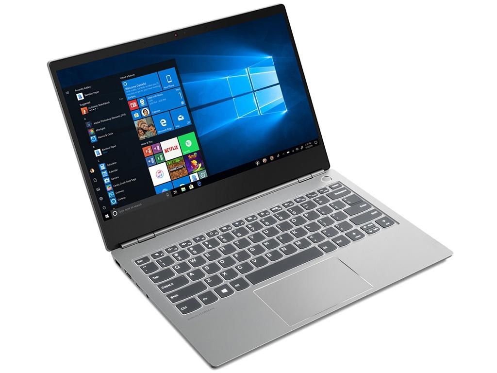 Ноутбук Lenovo Thinkbook 13s 20R90055RU (Intel Core i5-8265U 1.6GHz/8192Mb/512Gb/Intel UHD Graphics 620/Wi-Fi/Bluetooth/Cam/13.3/1920x1080/Windows 10 64-bit)