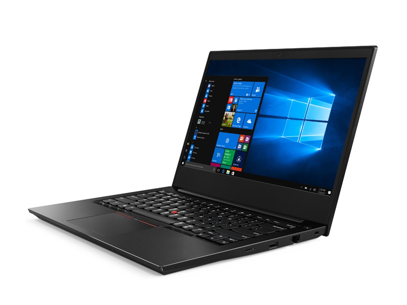Ноутбук Lenovo ThinkPad E490 20N8005HRT (Intel Core i3-8145U 2.1GHz/4096/500Gb/Intel UHD Graphics 620/Wi-Fi/Bluetooth/Cam/14/1366x768/Windows 10 64-bit)