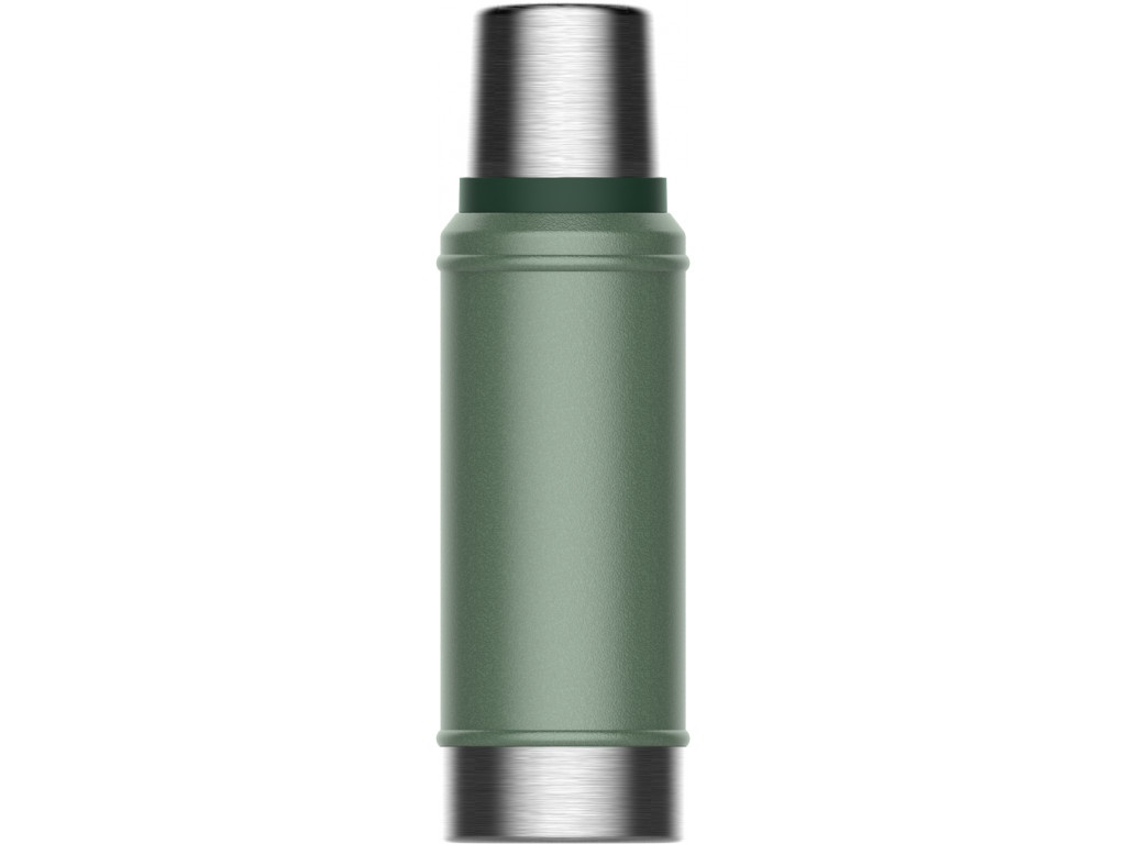 Термос STANLEY Classic Vacuum Insulated Bottle (0,75 л) Dark Green