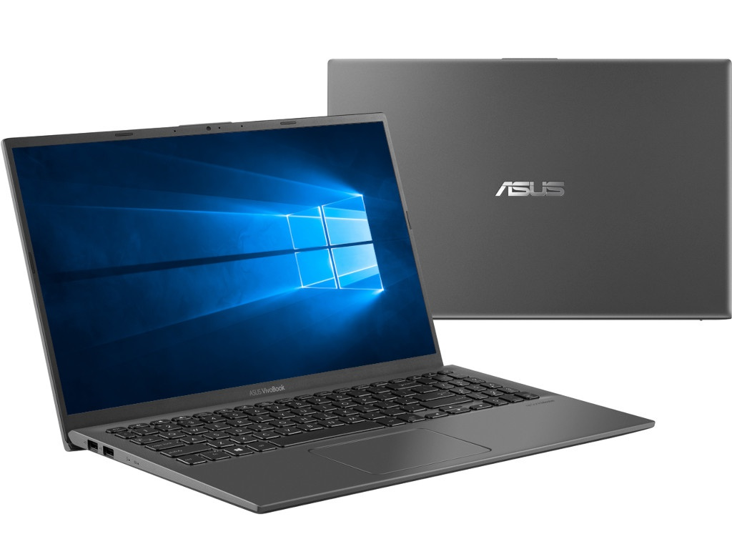 Ноутбук ASUS X512DA-BQ523T 90NB0LZ3-M07110 (AMD Ryzen 3 3200U 2.6GHz/4096Mb/256Gb SSD/Intel HD Graphics/Wi-Fi/15.6/1920x1080/Windows 10 64-bit)