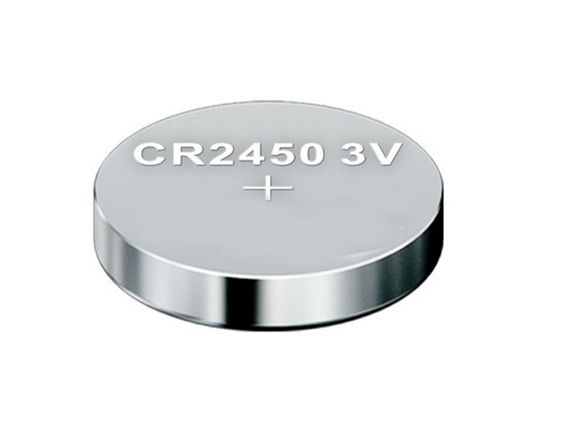 Батарейка CR2450 - Fortluft (1 штука) — CR2450