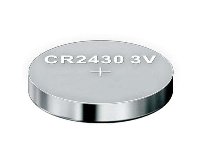 Батарейка CR2430 - Fortluft (1 штука) — CR2430