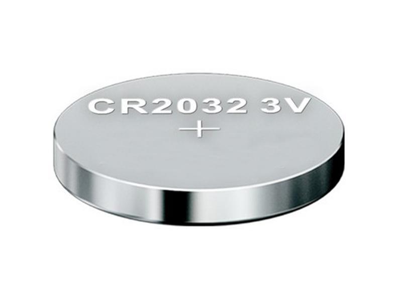 Батарейка CR2032 - Fortluft (1 штука) — CR2032