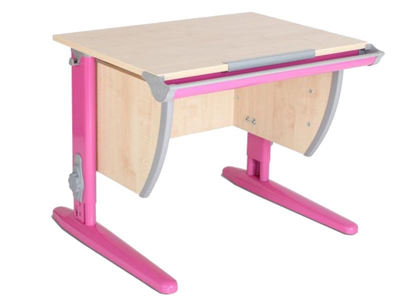 Парта Дэми СУТ.14 Pink дэми комплект дэми парта сут 15 01д с креслом stanford duo и прозрачной накладкой на парту 65х45