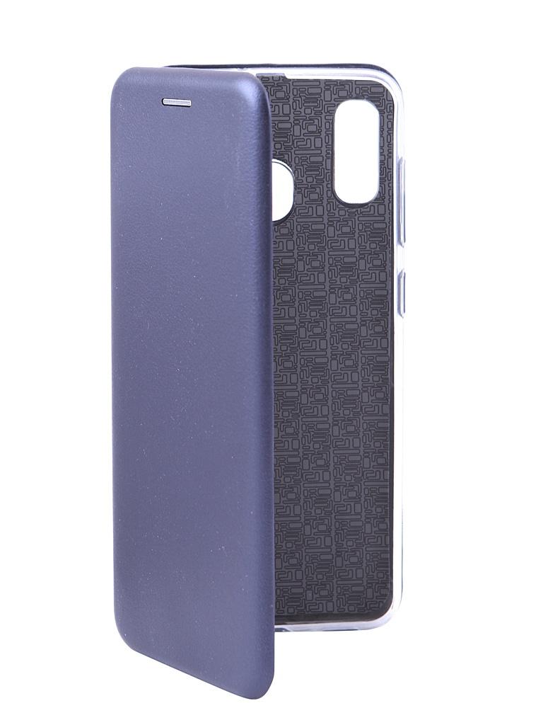 Аксессуар Чехол Svekla для Samsung Galaxy A20/30 A205F/A305F 3D Blue TRD-SVSAMA305F-DBLUE