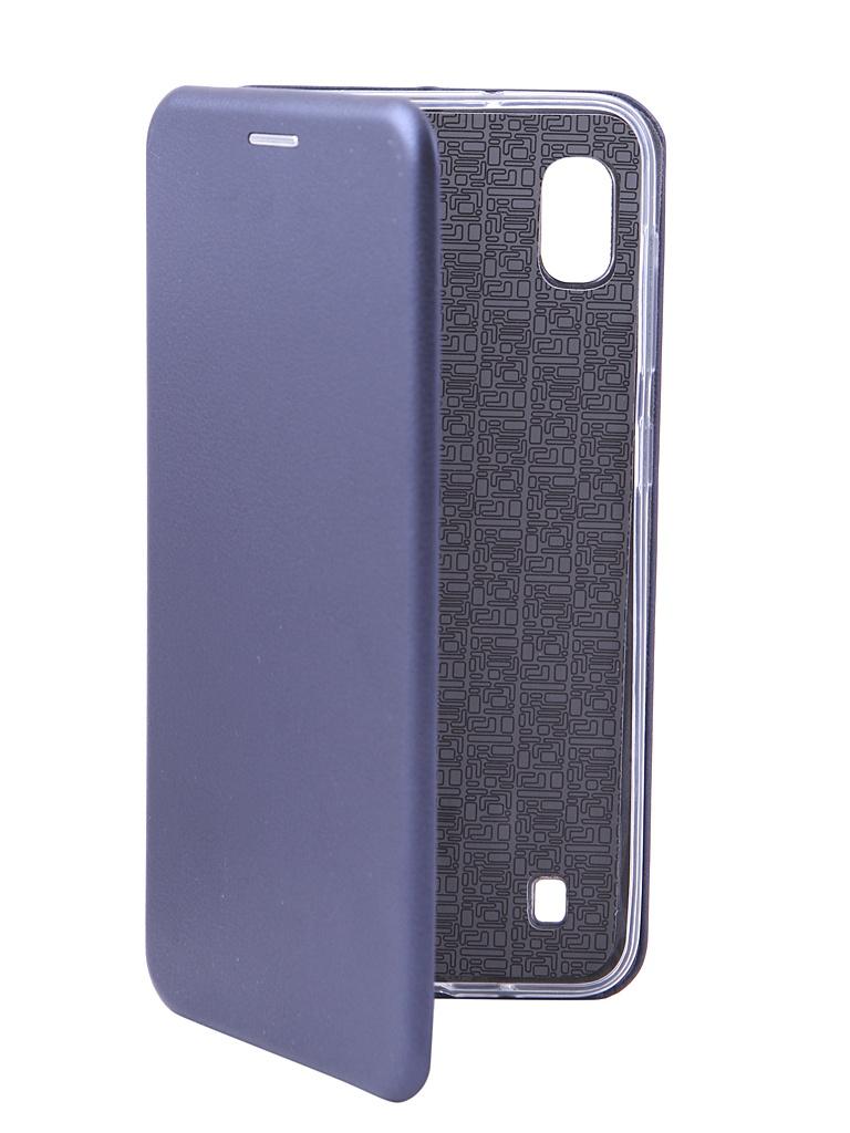 Аксессуар Чехол Svekla для Samsung Galaxy A10 A105F 3D TRD-SVSAMA105F-DBLUE