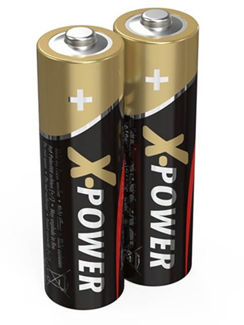 Батарейка AA - Ansmann X-Power LR6 BL2 (2 штуки) 5015613