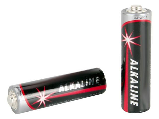 Батарейка AA - Ansmann Red LR6 SR8 (8 штук) 5015280