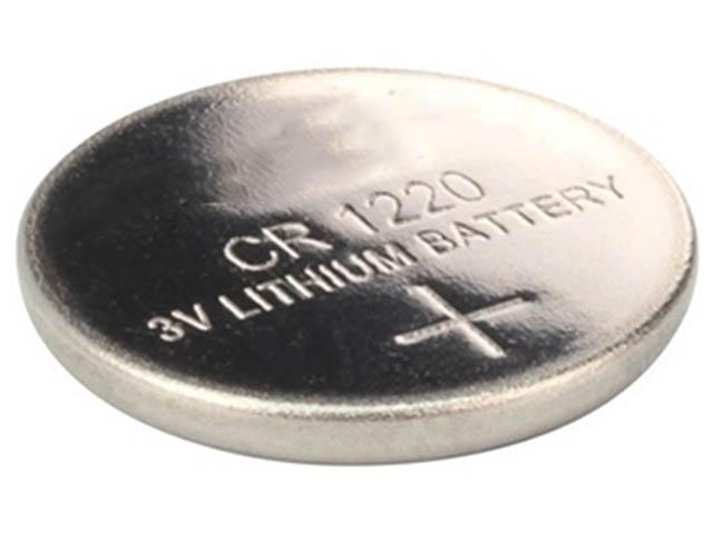 Батарейка CR1220 - Ansmann BL1 (1 штука) 5020062