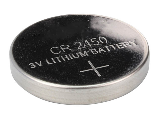 Батарейка CR2450 - Ansmann BL1 (1 штука) 5020112