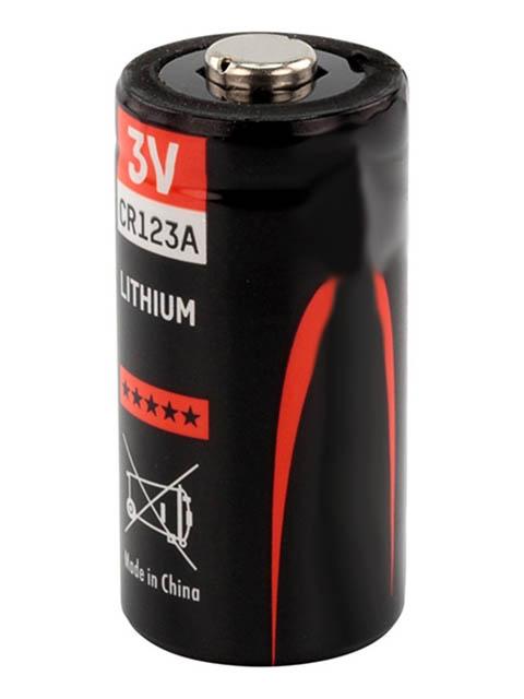 Батарейка CR123A - Ansmann BL1 (1 штука) 5020012