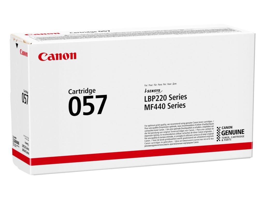 Картридж Canon 057 3009C002 для LBP223dw/LBP226dw/LBP228x/MF449x/MF446x/MF445dw/MF443dw