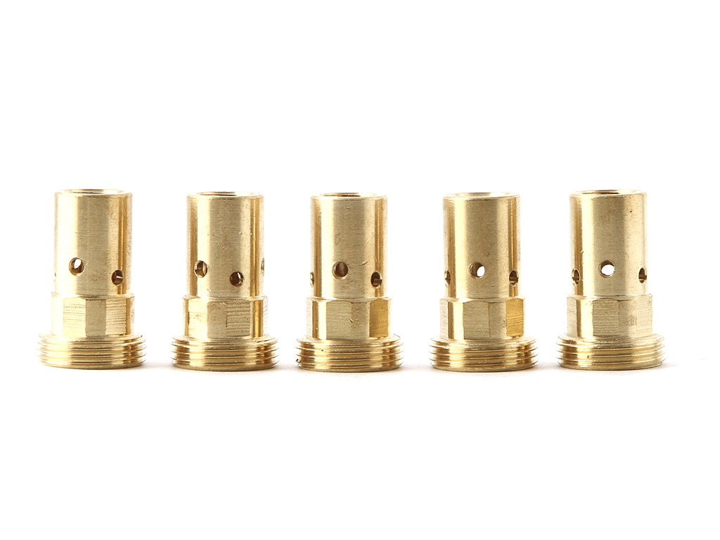 Адаптер контактного наконечника Fubag M8x25mm 5шт FB.TA.M8.25