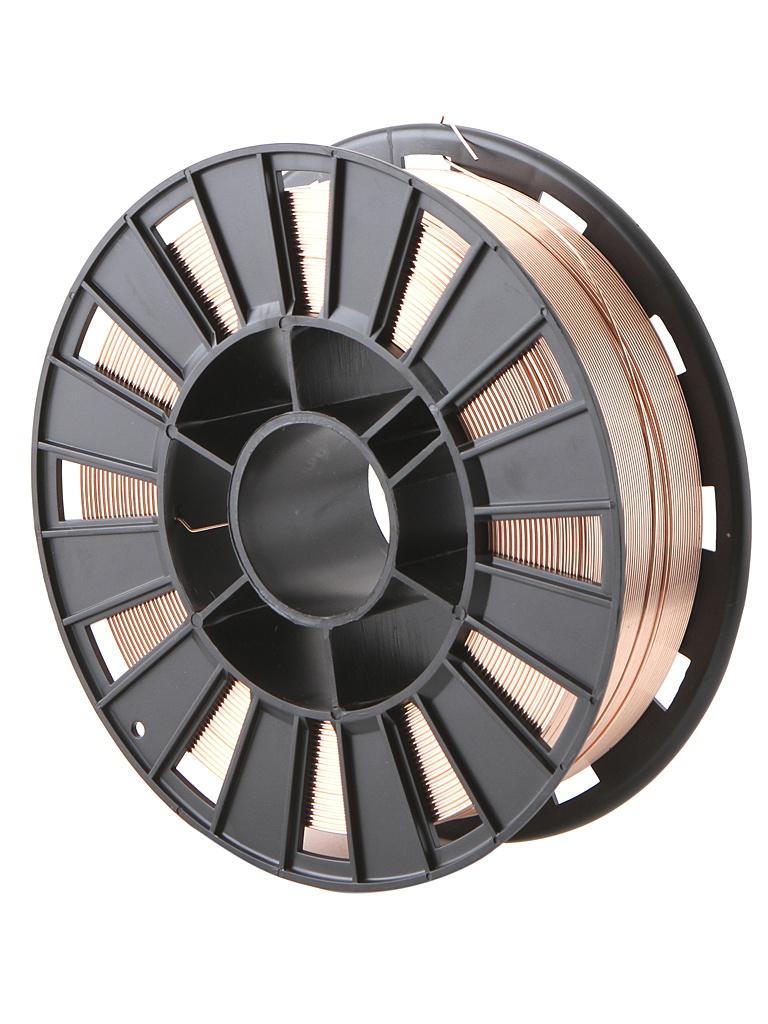 Проволока сварочная Fubag Св-08Г2С-О 1.0mm 5.0kg 38887