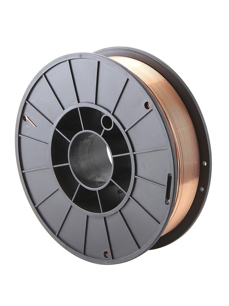 Проволока сварочная сплошного сечения Fubag FB 70S 1.0mm 5.0kg 31 519
