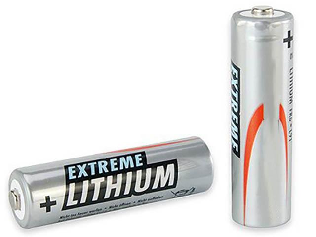 Батарейка AA - Ansmann Extreme Lithium FR6 Bulk (50 штук) 1502-0001