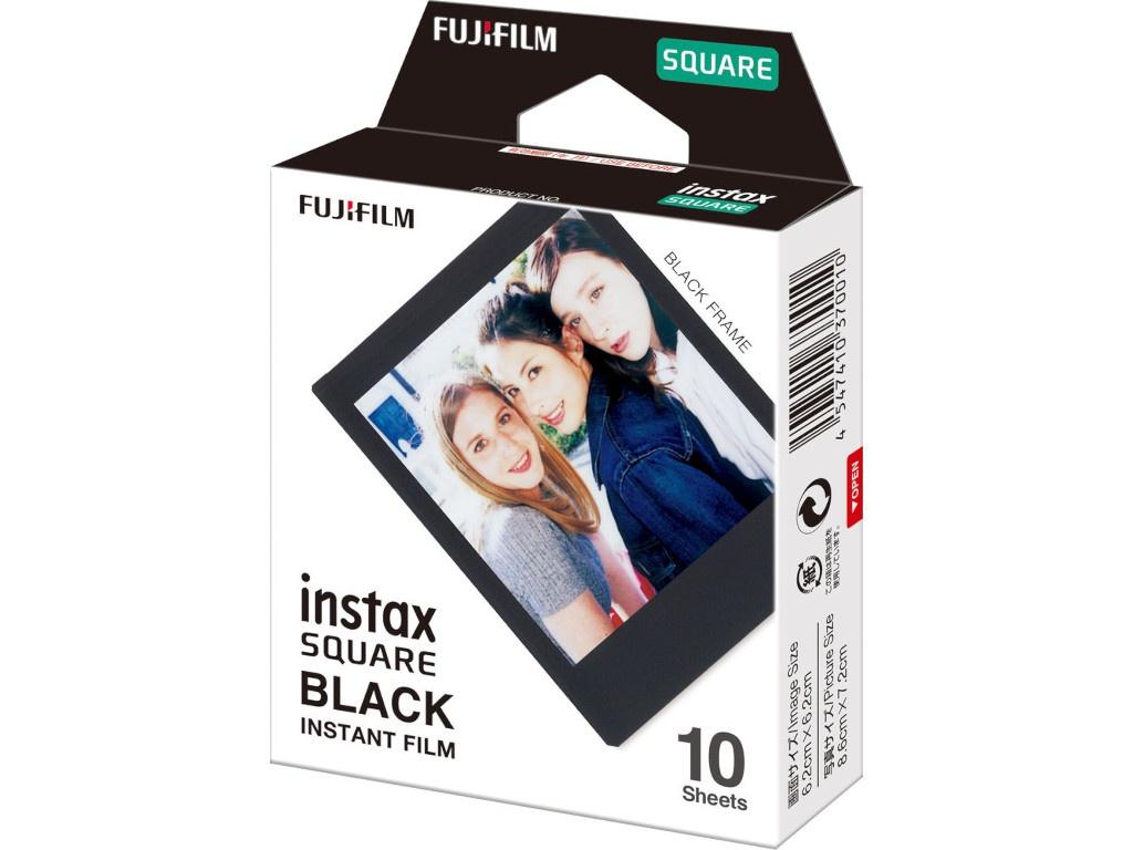Fujifilm Instax Square Black Frame для SQ6/SQ10/SQ20/Instax Share SP-3 16576532